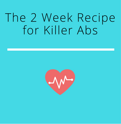 The 2 Week Recipe for Killer Abs Icon